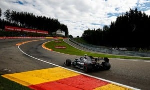 Гамільтон виграв Гран-прі Бельгії