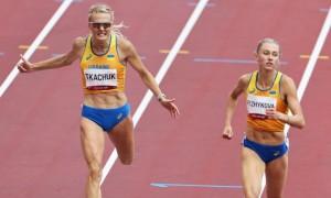 Рижикова фінішувала п'ятою, Ткачук - шостою у фіналі Олімпіади