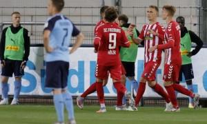 Фрайбург - Боруссія М 1:0. Огляд матчу