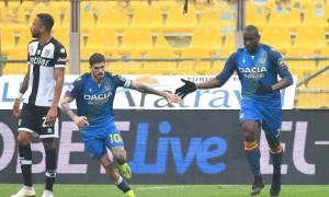 Парма втратила перемогу над Удінезе у 23 турі Серії А