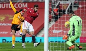 Манчестер Юнайтед вирвав перемогу у Вулвергемптонома у 16 турі АПЛ