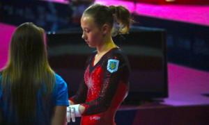 Українські гімнасти здобули шість нагород на етапі Кубка світу