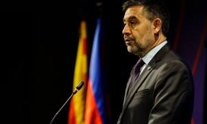 В Іспанії затримали експрезидента Барселони Бартомеу