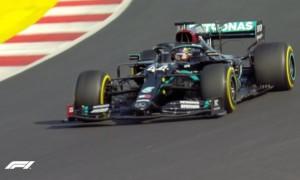 Гамільтон здобув поул на Гран-прі Португалії