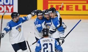 Фінляндія здолала Німеччину, Данія програла Словаччині на чемпіонаті світу