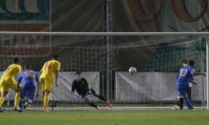 Булеца: Пенальті у ворота збірної Румунії U-21 не було