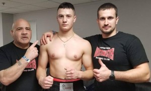 20-річний українець здобув другу перемогу на профі ринзі