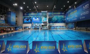 У Києві стартував чемпіонат Європи зі стрибків у воду