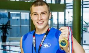 Російський плавець викликав на дуель главу Росгвардії. ВІДЕО