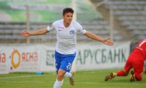 Українці забили три м'ячі у чемпіонаті Білорусі