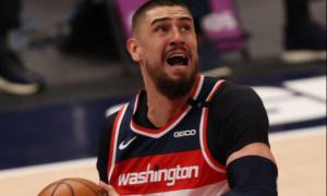 Данк Леня - в ТОП-3 найкращих моментів дня НБА
