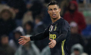 Роналду: Приємно забивати голи