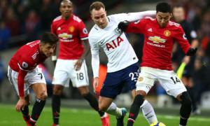 Манчестер Юнайтед - Тоттенгем 2:1. Огляд матчу