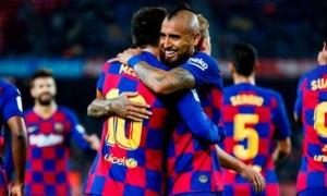 Барселона завдяки Мессі розгромила Вальядолід у 11 турі Ла-Ліги
