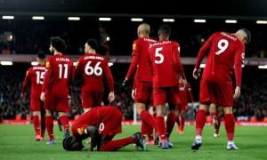 Ліверпуль - Вест Гем 3:2. Огляд матчу