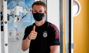 Нюбель став гравцем Баварії