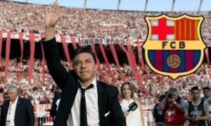 У грудні тренер Рівер Плейт замінить Вальверде у Барселоні