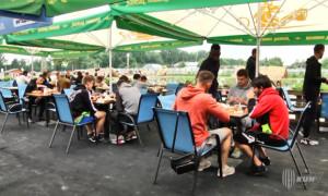 У Русі, кілька гравців якого заражені коронавірусів, провели загальнокомандний обід