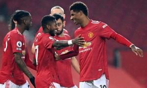 Манчестер Юнайтед - Саутгемптон 9:0. Огляд матчу