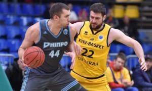 Дніпро переміг Київ-Баскет у Кубку Європи ФІБА