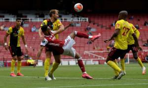 Арсенал - Вотфорд 3:2. Огляд матчу