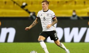 Кроос пропустить матчі збірної Німеччини