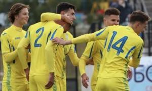 Юнацька збірна Україна здобула вольову перемогу над Грецією