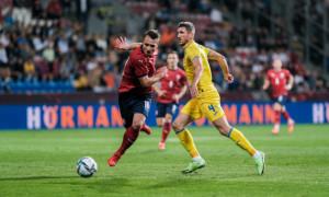 Збірна України втратила перемогу над Чехією у контрольному матчі