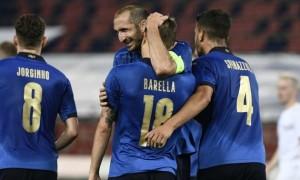 Італія - Чехія 4:0. Огляд матчу