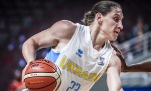 Ягупова претендує на звання MVP ігрового дня відбору на Євробаскет-2021