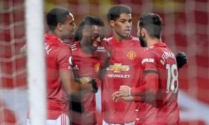 Манчестер Юнайтед мінімально переміг Астон Віллу в 17 турі АПЛ