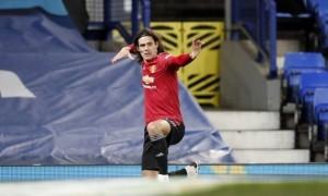 Кавані готовий продовжити контракт з Манчестер Юнайтед