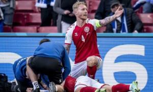 Шмейхель: УЄФА запропонувала Данії три варіанти догравання матчу з Фінляндією