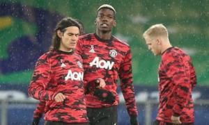 Кавані хоче залишитись у Манчестер Юнайтед