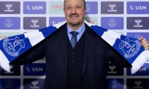 Екстренер Ліверпуля очолив Евертон