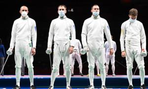 Тренер вибачився за виступ українських фехтувальників на Олімпіаді-2020