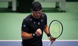 Марченко здобув другий титул на турнірі в Казахстані