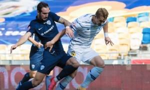 Динамо познущалося з Миная в 4 турі УПЛ