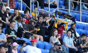 Побито рекорд відвідуваності сезону в Україні