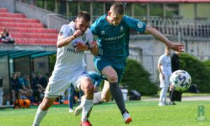 Рух програв Вітебську у 13 турі чемпіонату Білорусі