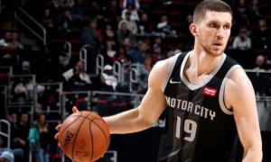 Михайлюк набрав 5 очок у передсезонному матчі НБА