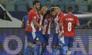 Парагвай - Болівія 3:1. Огляд матчу