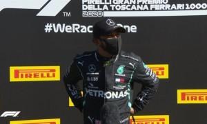 Гамільтон виграв на Гран-прі Тоскани