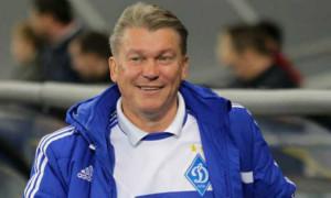 Блохін: Я б погодився вдруге очолити Динамо