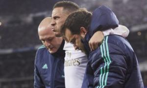 Азар травмувався у матчі із ПСЖ