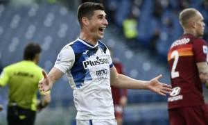 Маліновський відкрив рахунок у матчі проти Роми