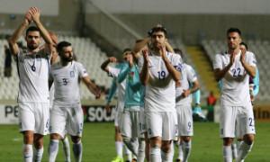 Збірна Греції здолала Кіпр, збірна Албанії - Косово у контрольному матчі