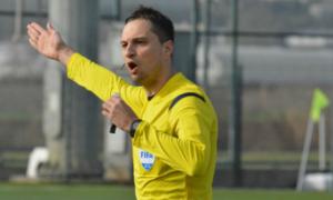 Українські арбітри працюватимуть на матчі Ліги Європи