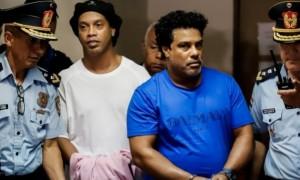 Роналдінью покинув в'язницю у Парагваї