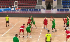 БК Запоріжжя переграв клуб Вищої ліги у контрольному матчі